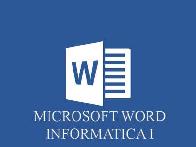 WORD I