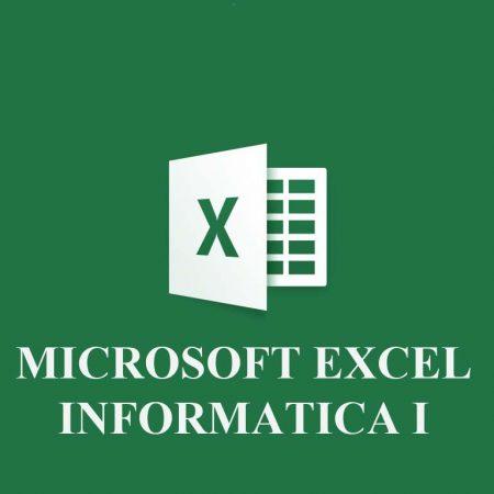 Excel I – BÁSICO