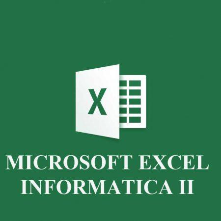 Excel II – AVANZADO