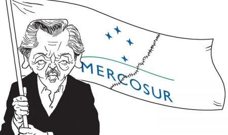"Argentina ""para la pelota"" en las negociaciones externas del MERCOSUR"