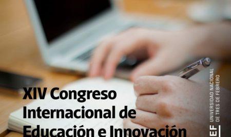 XIV Congreso Internacional de Educación e Innovación