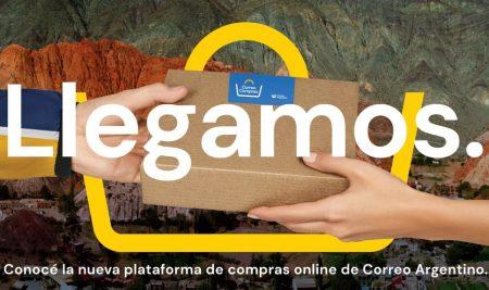 Correo Compras: Conocé la nueva plataforma de e-commerce del Correo Argentino
