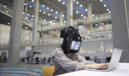 Japón: Estudiantes desarrollaron una máscara digital (IA) para reproducir emociones por medio de personajes animé